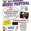 Elk Fest August 11th-12th