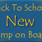 Back to School Event!