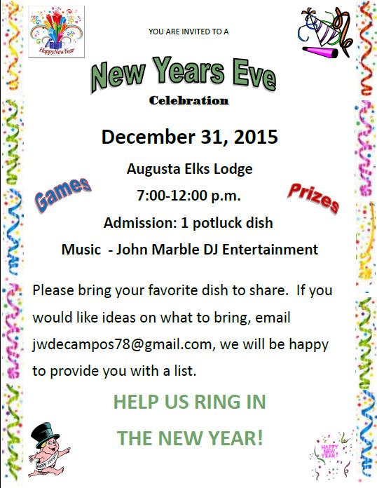 New Years Eve Celebration Music John Marble Dj