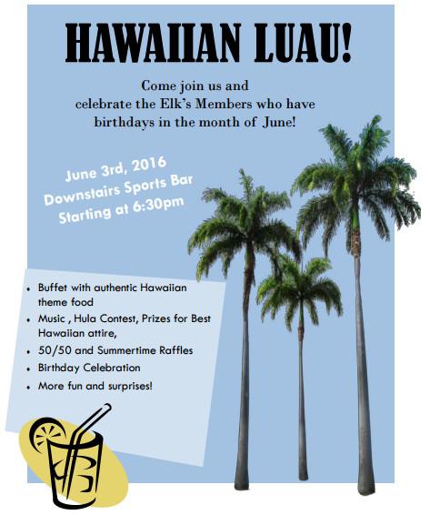 Hawaiian Lulu in the Sports Pub @ Hawaiian Lulu in the Sports Pub