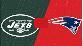 Football 1pm In The Sports Lounge New England Patriots@New York Jets @ Football Sunday