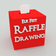 Super Drawing Raffle Today 5pm