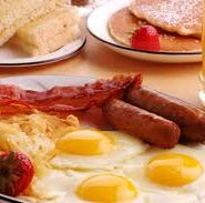 Father's Day Breakfast June 16th 9am-12pm Antlers & Veteran's Basket Drawing