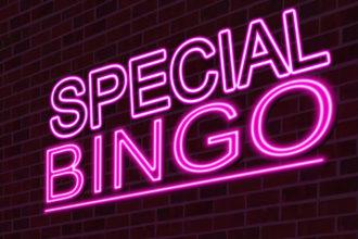 Special Bingo October 21st