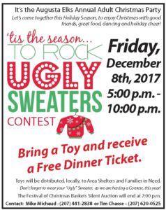 UGLY Sweaters Contest Fri,Dec 8th 5pm - 10pm @ UGLY Sweaters Contest