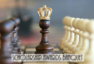 Scholarship Awards Banquet May 9th 6:00 pm Emblems Mtg 6:30 pm @ Scholarship Awards Banquet