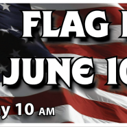 Flag Day Ceremony June 10th@10am Past First Ladies and Gentlemen meeting after the luncheon