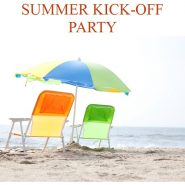 May 18th Summer kick-off Party 4pm to Close Music by Archie & Dave