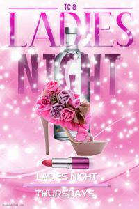 Ladies Night Tonight 5pm to 8pm @ Ladies Night Tonight 5pm to 8pm - Drink Specials