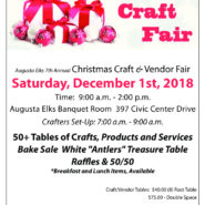 7th Annual Christmas Craft & Vendor Fair