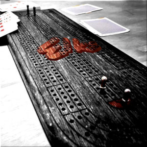 Cribbage League 6pm @ Cribbage League 6pm, food, drinks and fun