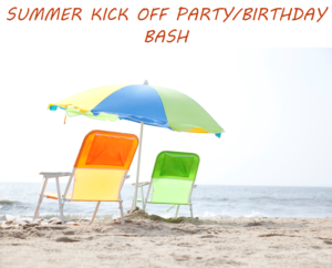 Summer Kickoff Party, Music, Corn Hole Tournament, Drink Specials and more @ BBQ, Dominic at the grill, Corn Hole Tournament, music by Shane McNear, Meet Raffle and more