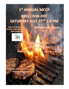 BBQ Cook Off 2pm - 8pm Saturday July 27th @ Elks BBQ Cook Off 2pm - 8pm July 27th Meal @4pm