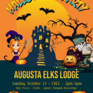 Halloween Party – Oct 27th 2pm-5pm
