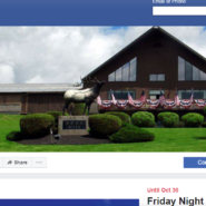 Friday Facebook Events